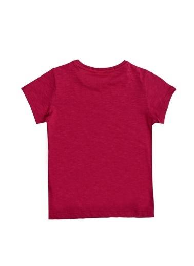 Pink&Orange Tişört Renkli